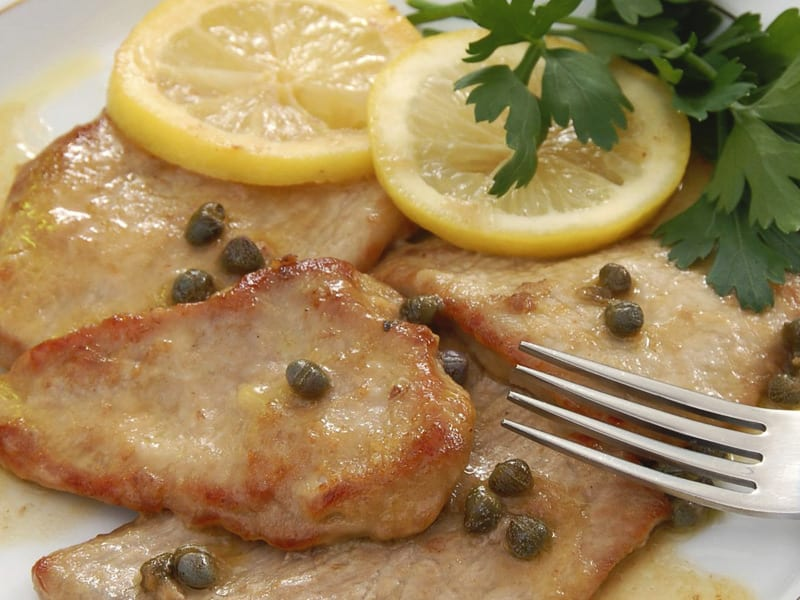Veal Picatta