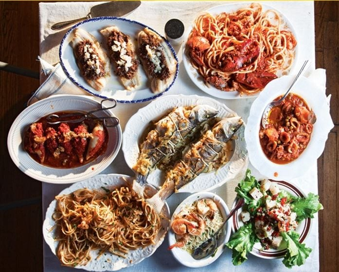 7 Fishes Christmas Eve Italian Recipes.2018 12 17 Thru 23 Feast Of The 7 Fishes Cuvino Trattoria