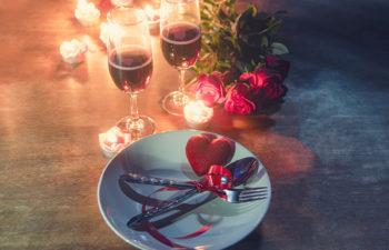 2020-02-14 Valentine's Dinner