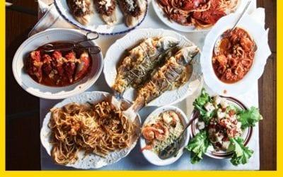 2019-12-16 thru 23 Feast of 7 Fishes (La Vigilia)
