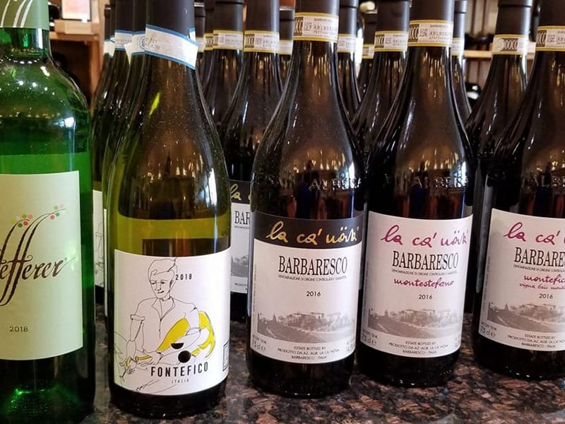 Tasting Tuesday Wines