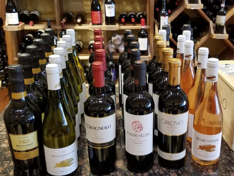 Tasting Tuesday Wines