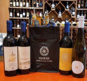 Wine Tote Offer Save $60 Oct 26-Nov 2 @ Cuvino