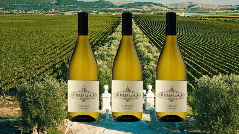 Tormaresca Chardonnay Special