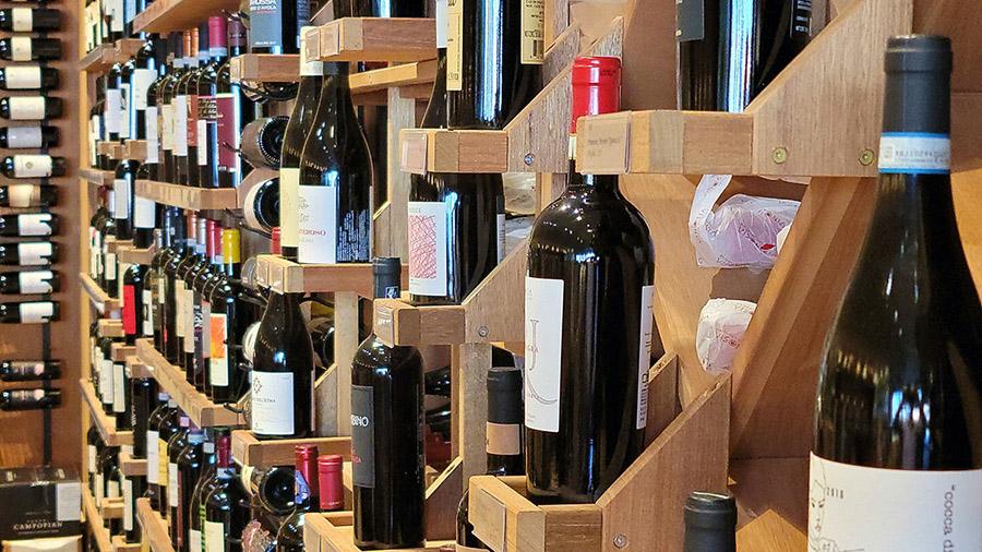 Wine Spector 2021 award